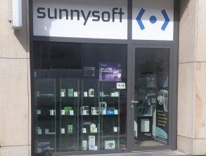 Nová obchodní jednotka SUNNYSOFT s.r.o.