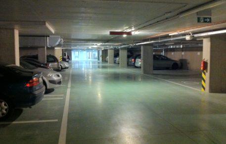 Pronájem vnitřních parkovacích míst