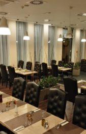 Nabídka prostor pro restauraci v přízemí budovy TRINITI