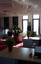 Reprezentativní kancelář v 10NP budovy SO03 o výměře 86 m2